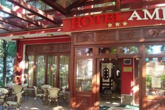 Vedere de ansamblu Hotel Ami Băile Felix