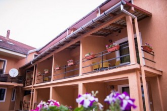 Imagine Hotel Trandafirul Galben Băile Herculane