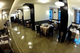Vedere de ansamblu Hotel O3zone Băile Tușnad