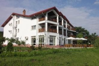 Vedere de ansamblu Resort Hotel Wels Baltenii de Sus