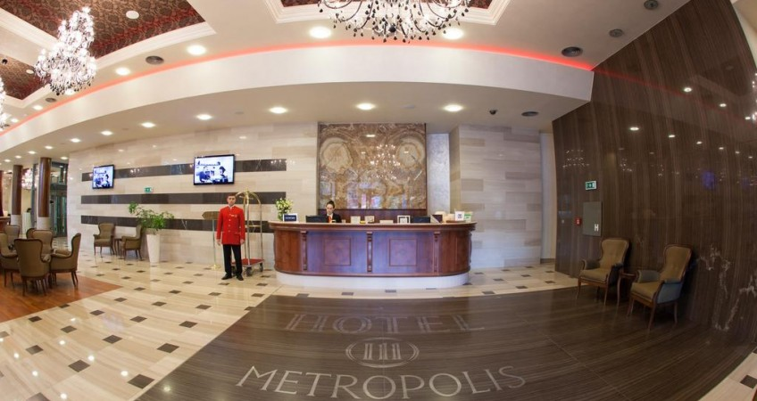 Imagine Hotel Metropolis