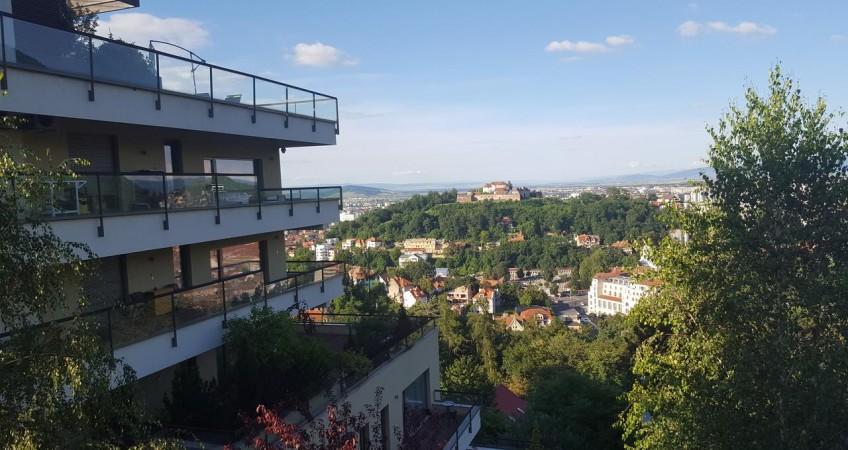 Cazare Apartament Bellevue Brasov Brașov