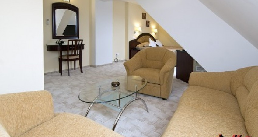 Imagine Duplex Suite 4 stele Hotel Ambient