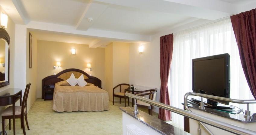 Vedere de ansamblu Hotel Ambient Brasov