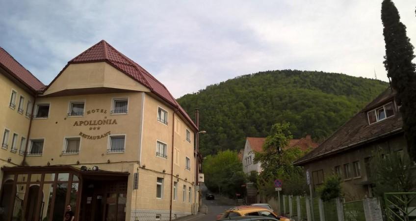 Vedere de ansamblu Hotel Apollonia Brasov