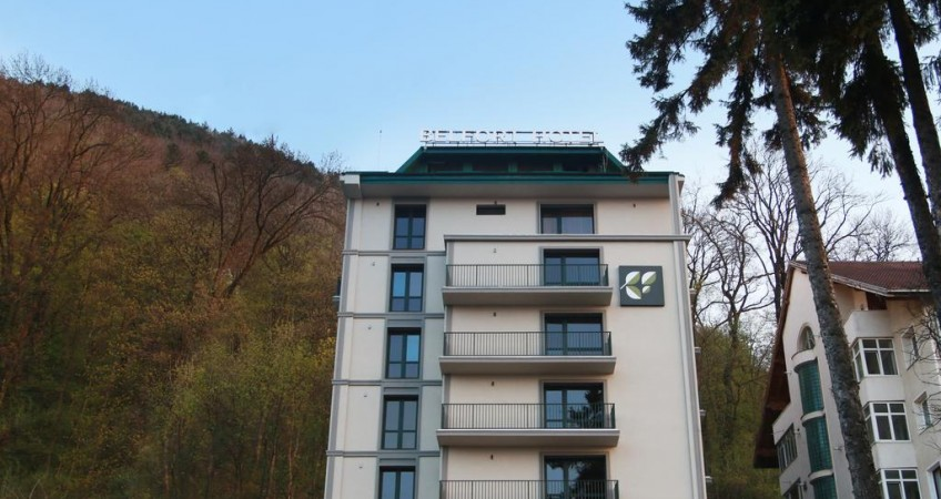 Vedere de ansamblu Hotel Belfort Brașov