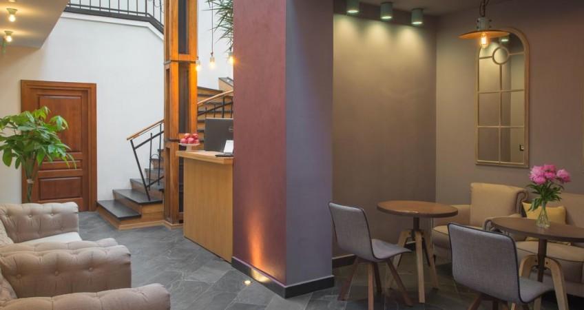 Galerie Hotel Boutique Antler Brașov
