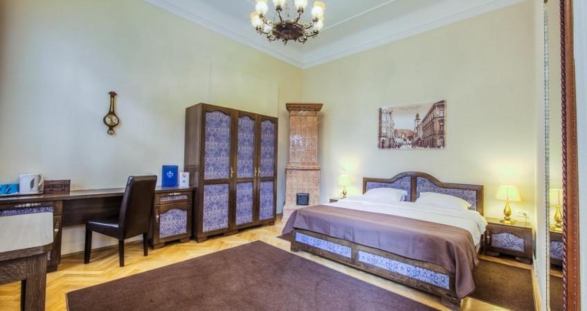 Cazare Dubla Deluxe Residence Central Annapolis Brașov