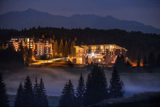 Vedere de ansamblu Silver Mountain Resort&Spa
