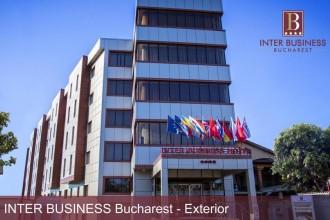 Foto Inter Business Bucharest Hotel Bucuresti