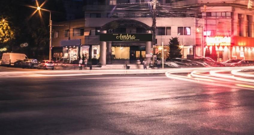 Vedere de ansamblu Ambra Boutique Hotel