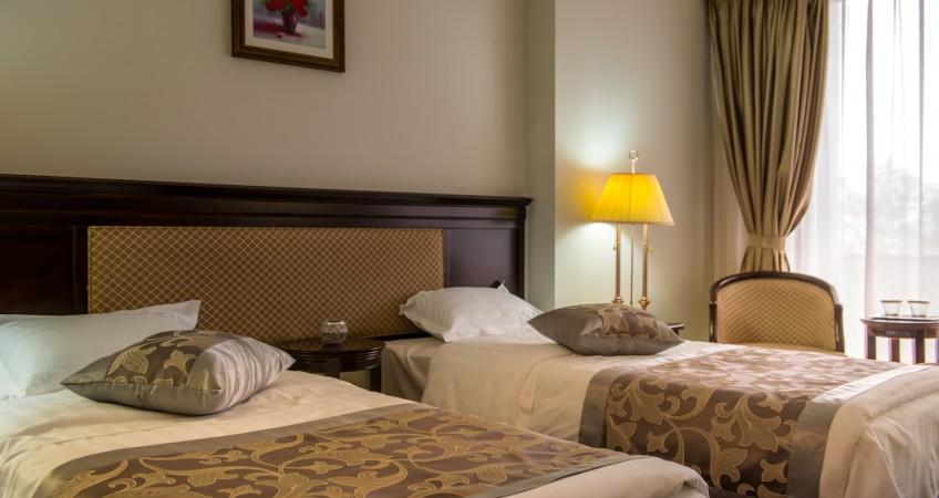 Vedere de ansamblu Dubla Twin Hotel Del Mar & Conference Center Constanța