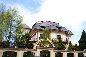 Vedere de ansamblu Hotel Golden House Craiova