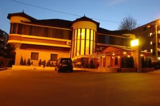 Vedere de ansamblu Boutique Vila Paradis
