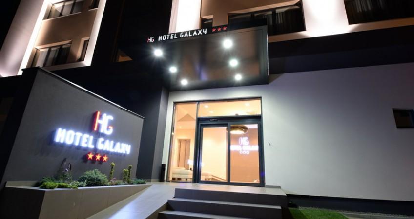 Galerie Hotel Galaxy Dumbrăvița