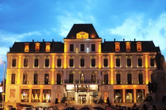 Vedere de ansamblu Grand Hotel Traian