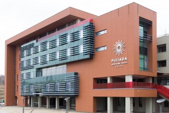Galerie Pleiada Boutique Hotel Iași