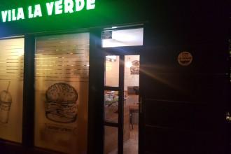 Vedere de ansamblu Vila Verde Iasi