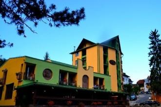 Vedere de ansamblu Hotel Stogu Livadia