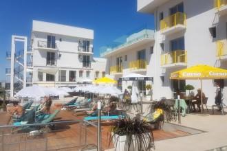 Vedere de ansamblu Hotel Resort Nayino Mamaia Nord