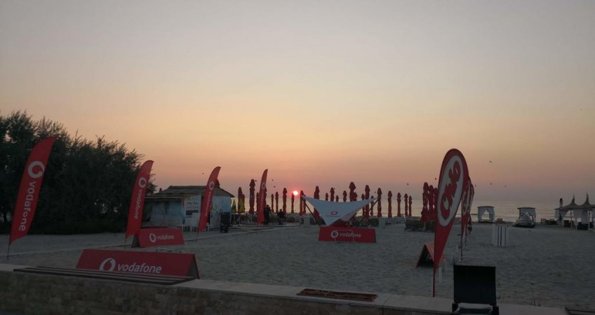 Imagine Tohanis Beach Mamaia Nord