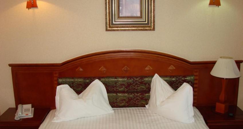 Vedere de ansamblu Hotel Regal