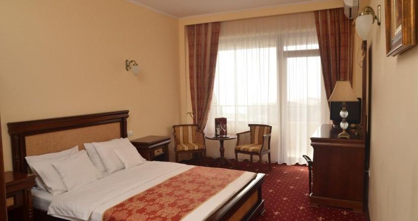 Vedere de ansamblu Hotel Richmond Mamaia