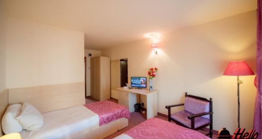 Vedere de ansamblu Cameră Twin Hotel Voila Mamaia