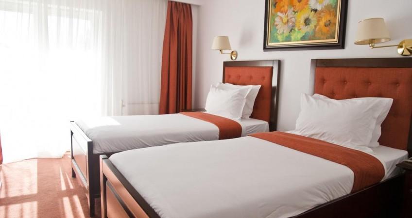 Vedere de ansamblu Double or Twin Room Piatra Mare