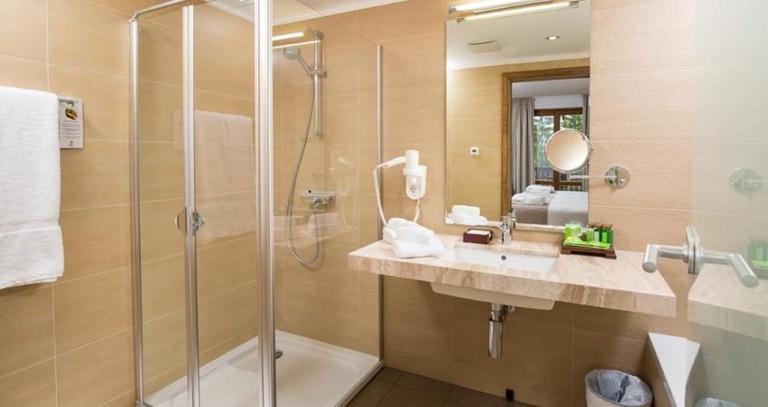 Cazare Suita Junior Economy fara balcon Teleferic Grand Hotel
