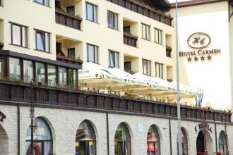 Cazare Hotel Carmen Predeal