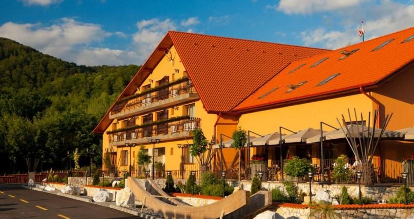 Cazare Hotel Belvedere Sovata
