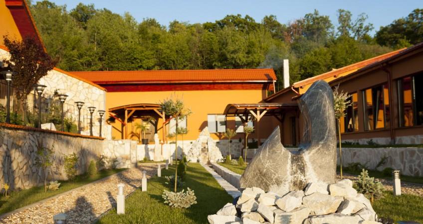 Vedere de ansamblu Belvedere Sovata