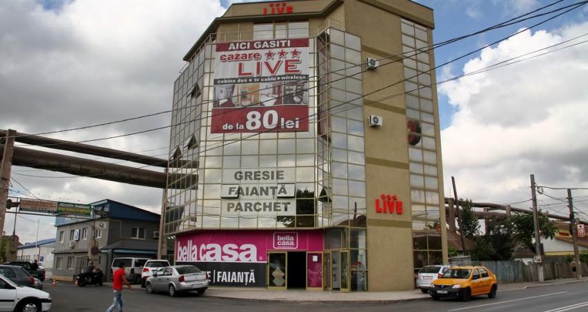 Galerie Hotel Live Tulcea