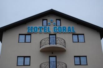 Vedere de ansamblu Hotel Coral