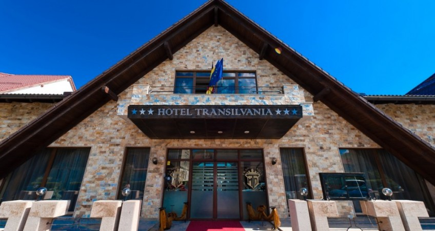 Vedere de ansamblu Restaurant Transilvania Zărnești